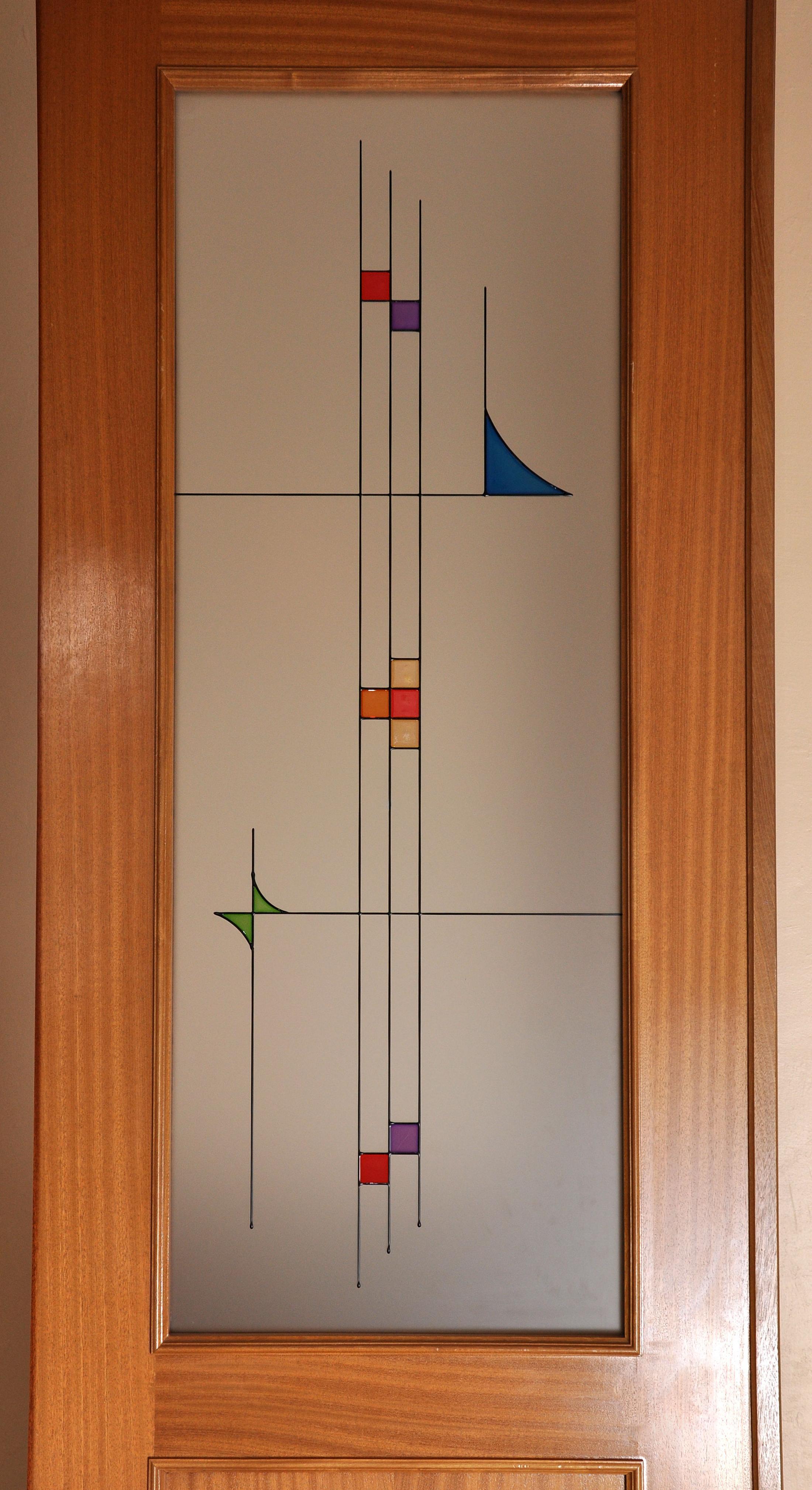 Cristales para puertas - Puertas de interior con cristales ...