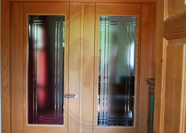 Cristales para puertas interiores dise os for Cristales translucidos para puertas