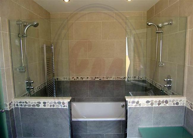 Mamparas Para Baño A Medida:Acristalamiento Baño Mamparas de baño a medida Madrid: Productos de