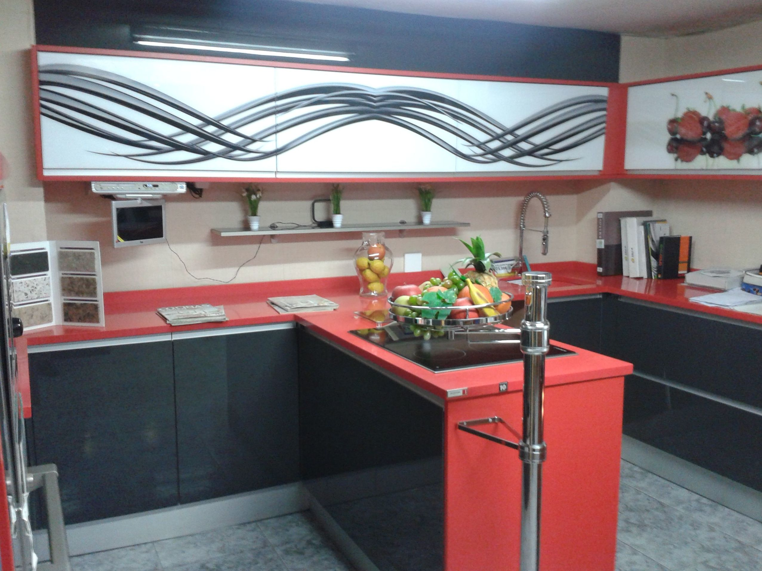 Cocinas modernas baratas precios muebles de cocina a for Cocinas madrid baratas