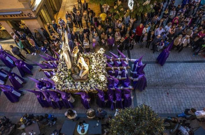 Paso de La Piedad 2017  Logroño