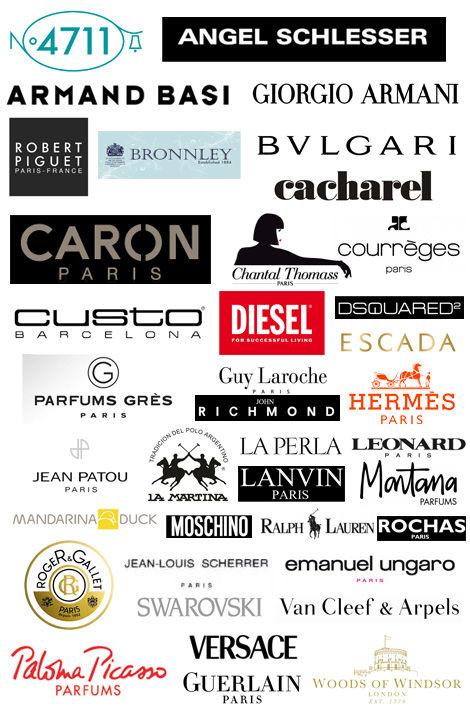 Logos De Marcas De Perfumes