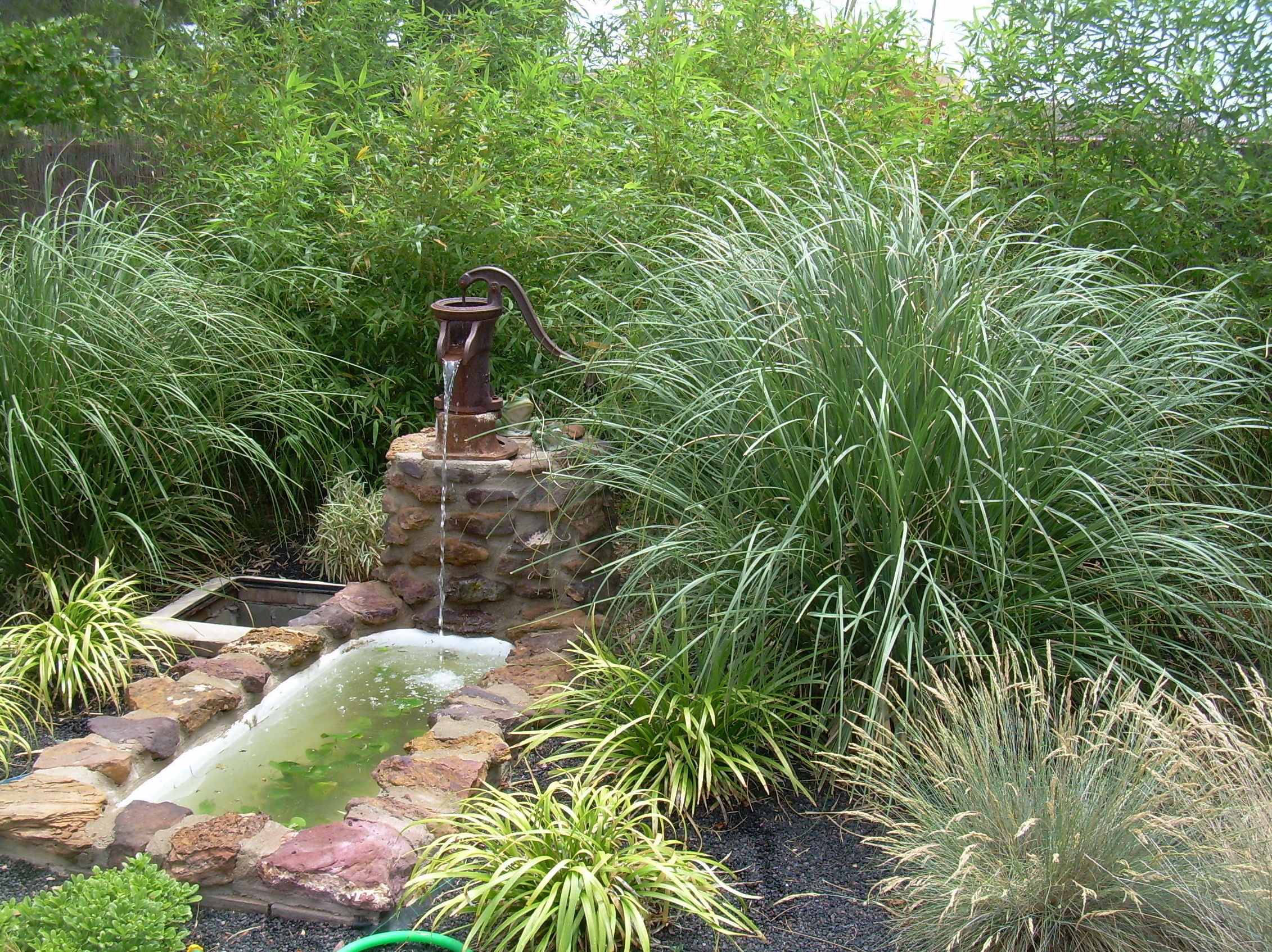 Dise o de jardines servicios de jardiner a sancho - Disenos de jardineria ...