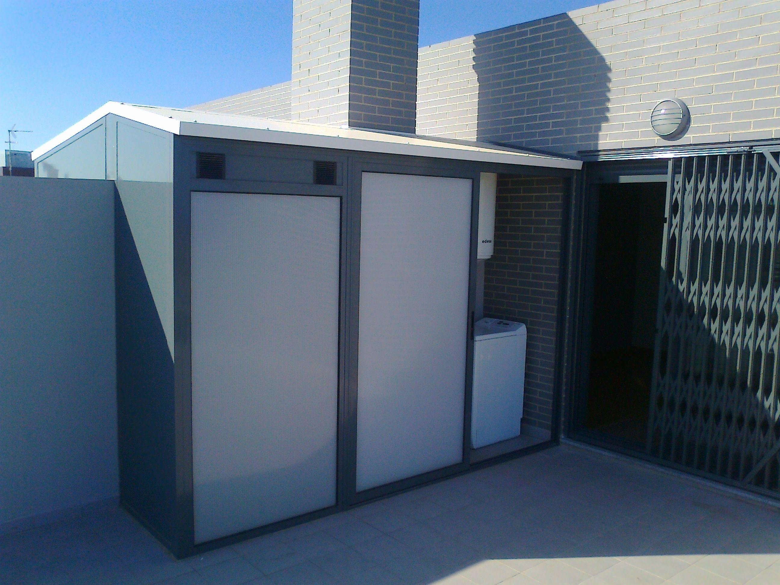 Foto 39 de Carpintería de aluminio, metálica y PVC en Villarreal   Jgmaluminio
