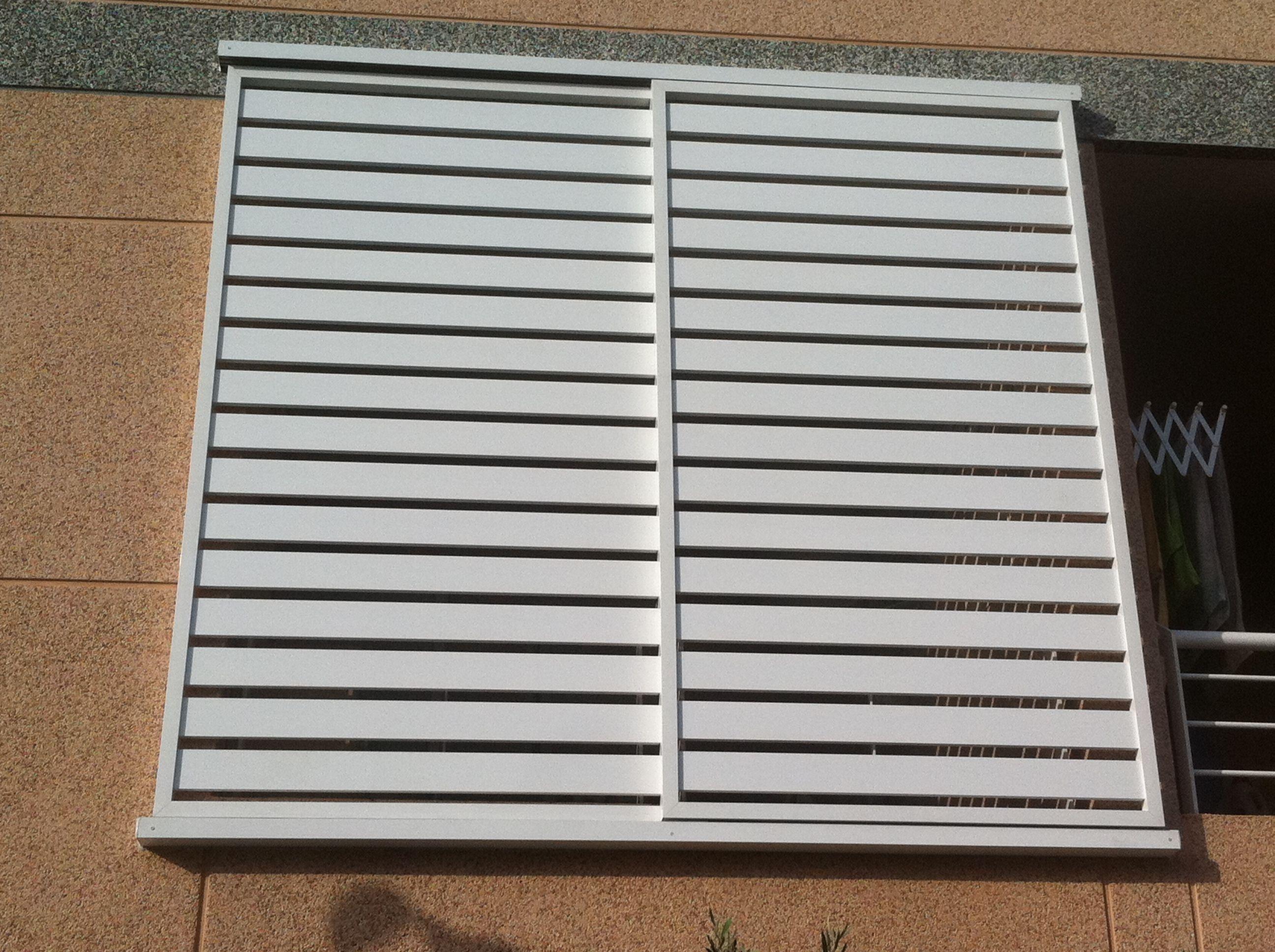 Celosias aluminio precios materiales de construcci n for Precio de aluminio