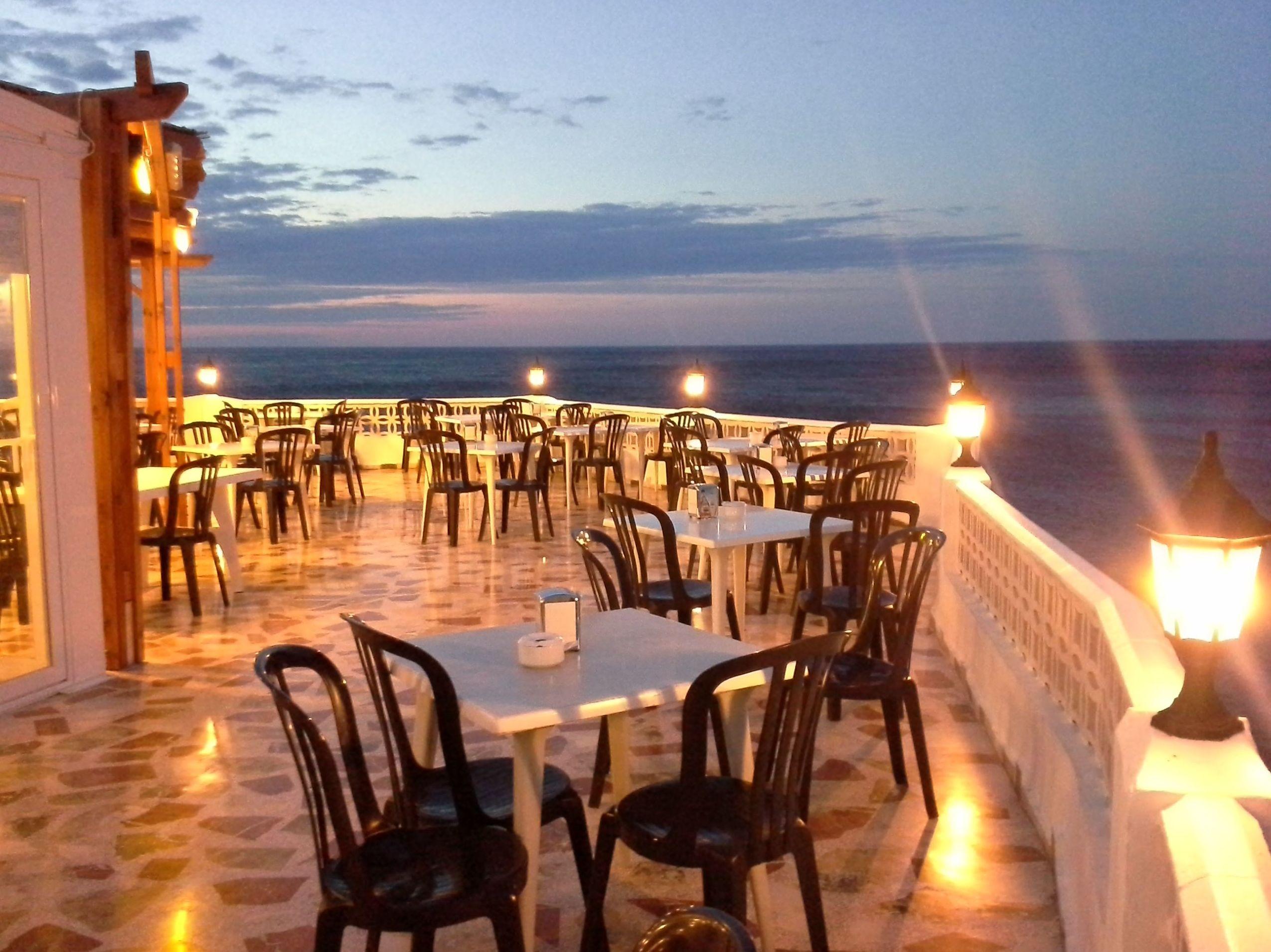 Restaurante Mena, inmejorables vistas al mar junto a Denia