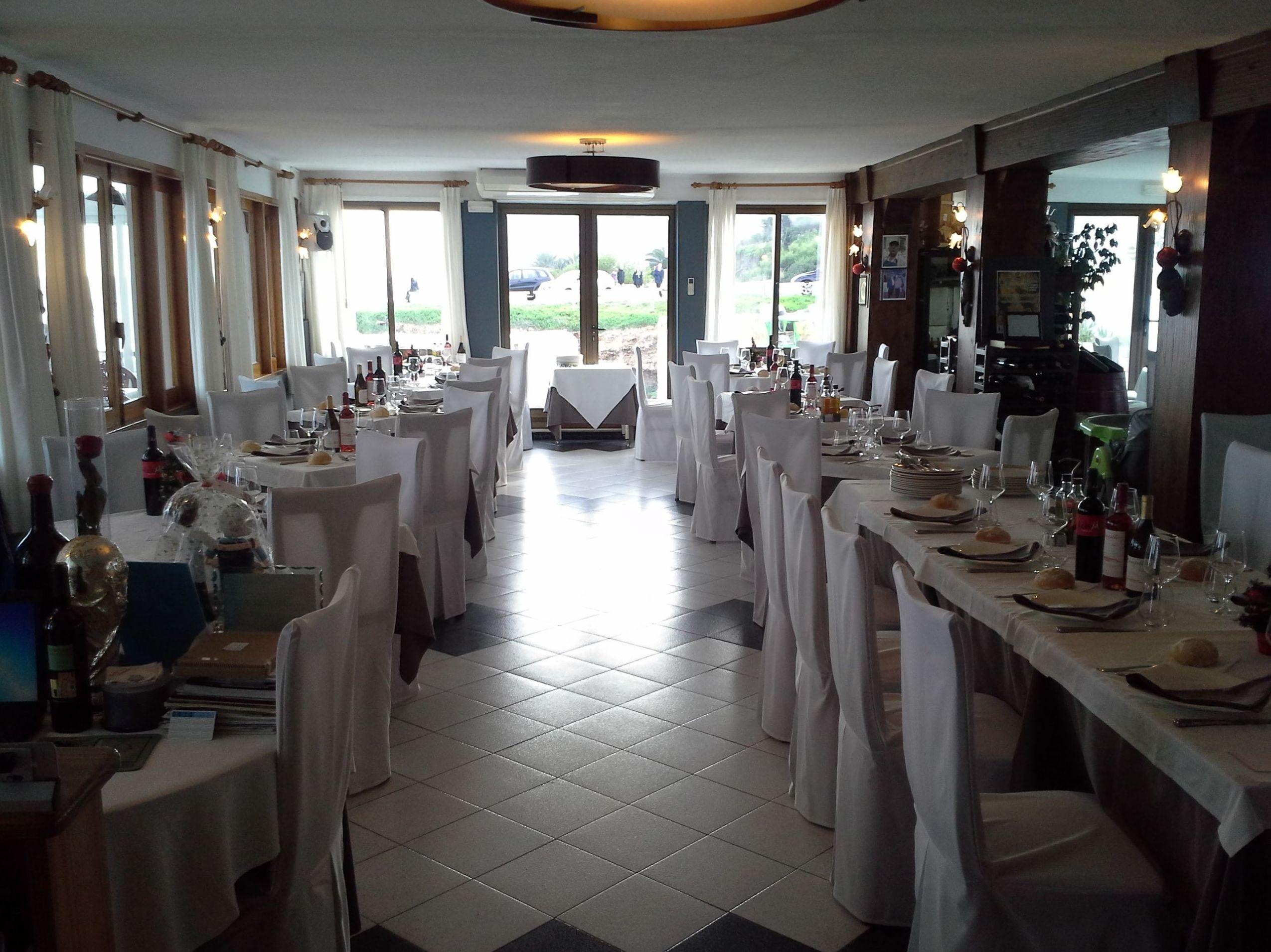 Salones para celebraciones y comidas de empresa