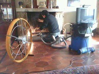 Limpieza de chimeneas y estufas de le a productos y - Limpieza chimeneas de lena ...