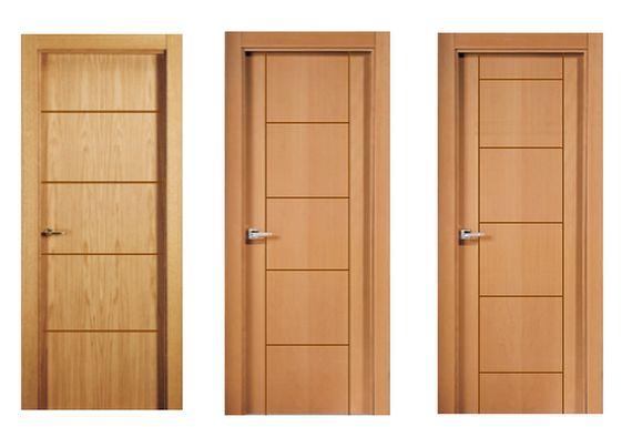 Puertas madera cat logo de puertas rijor for Catalogo de puertas de interior
