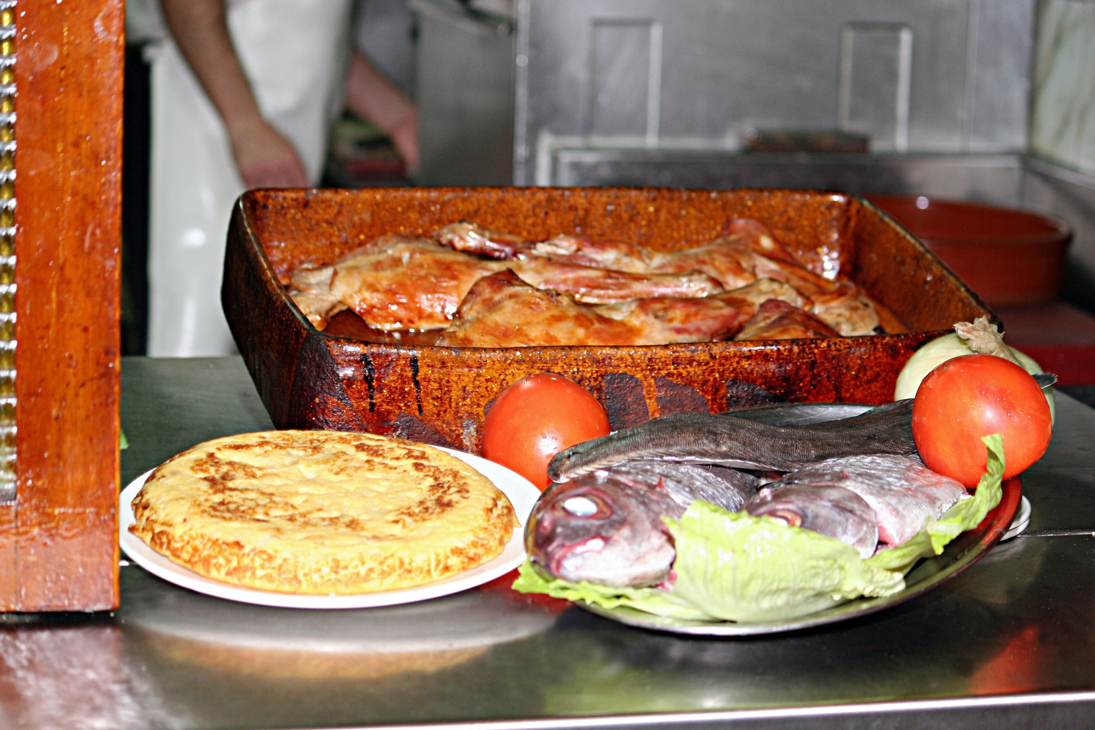 Foto 2 de Cocina castellana en Madrid | Anta