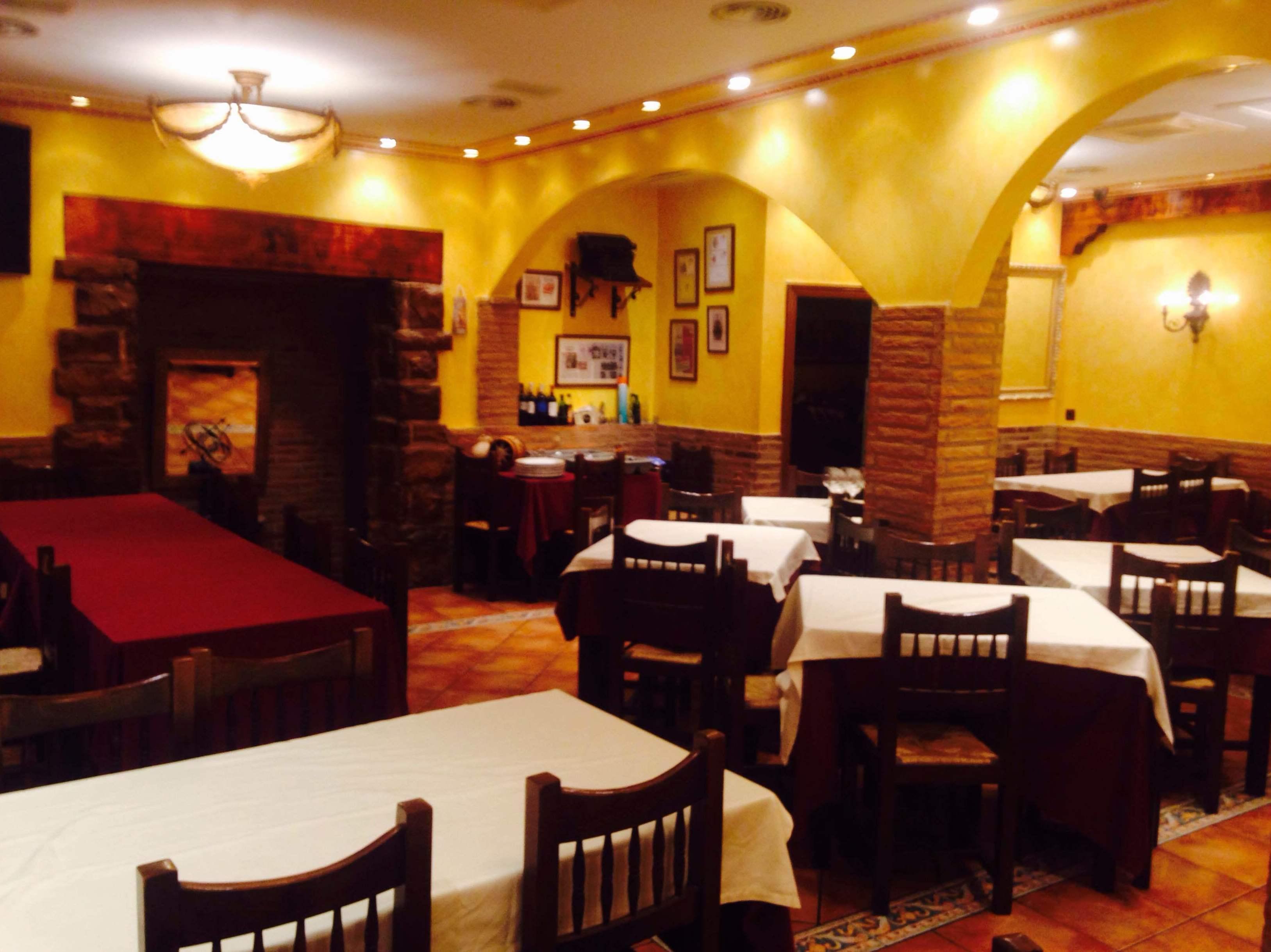Foto 4 de cocina riojana en logro o bar restaurante moderno for Cocinas de restaurantes modernos