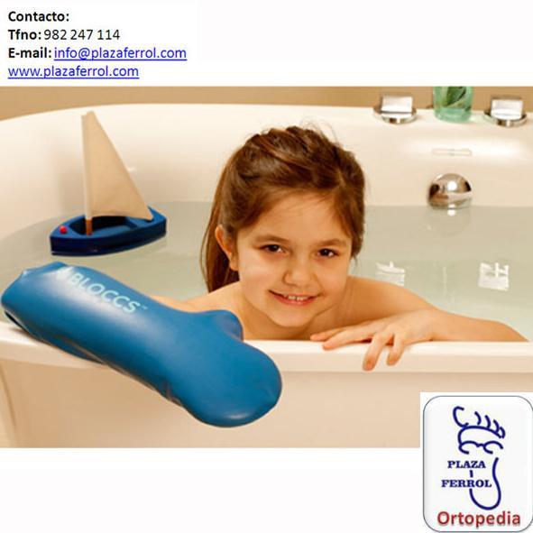 Accesorios De Baño Que No Se Oxiden:Productos de ortopedia para usar en la playa