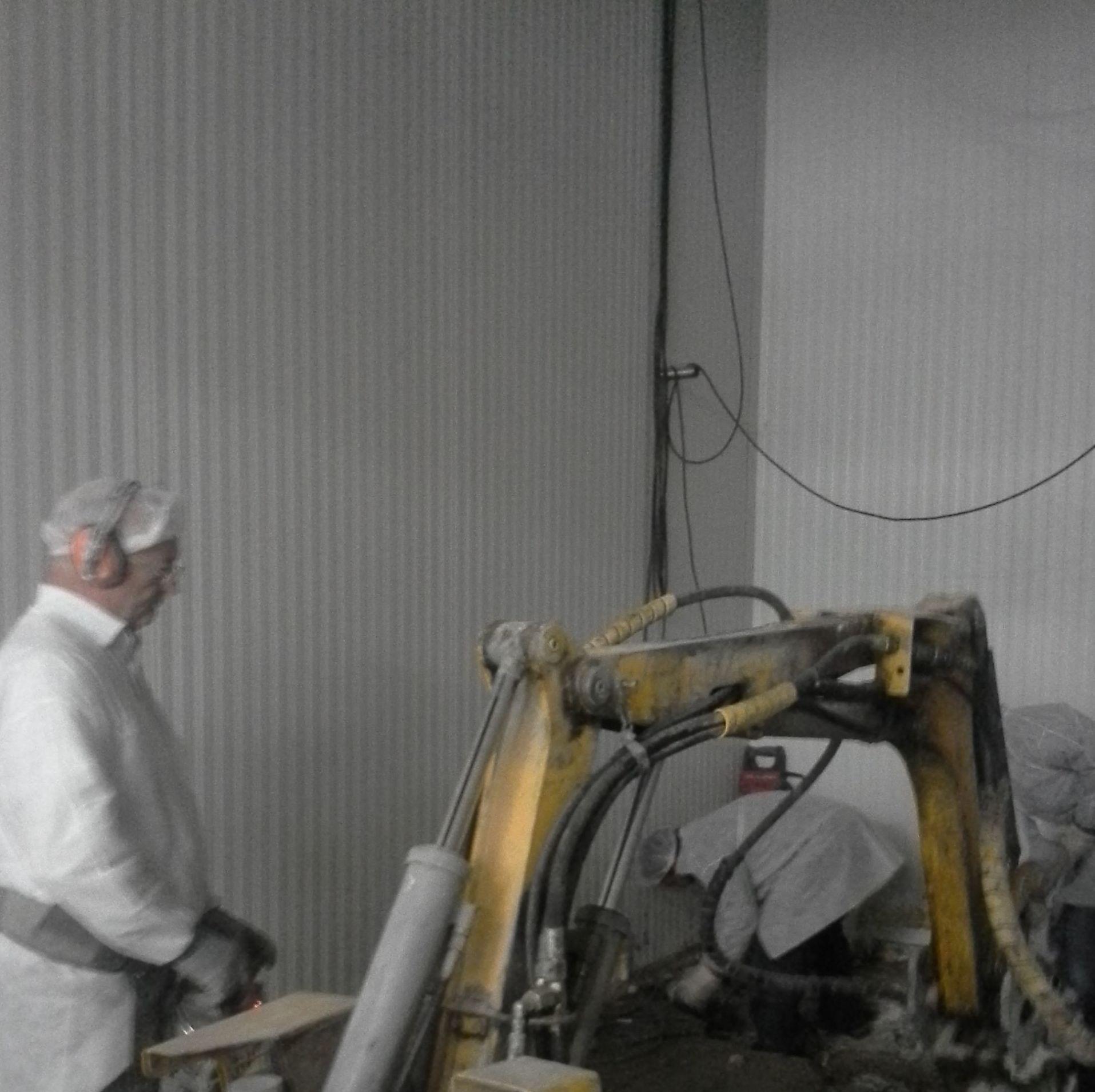 demolicion robot
