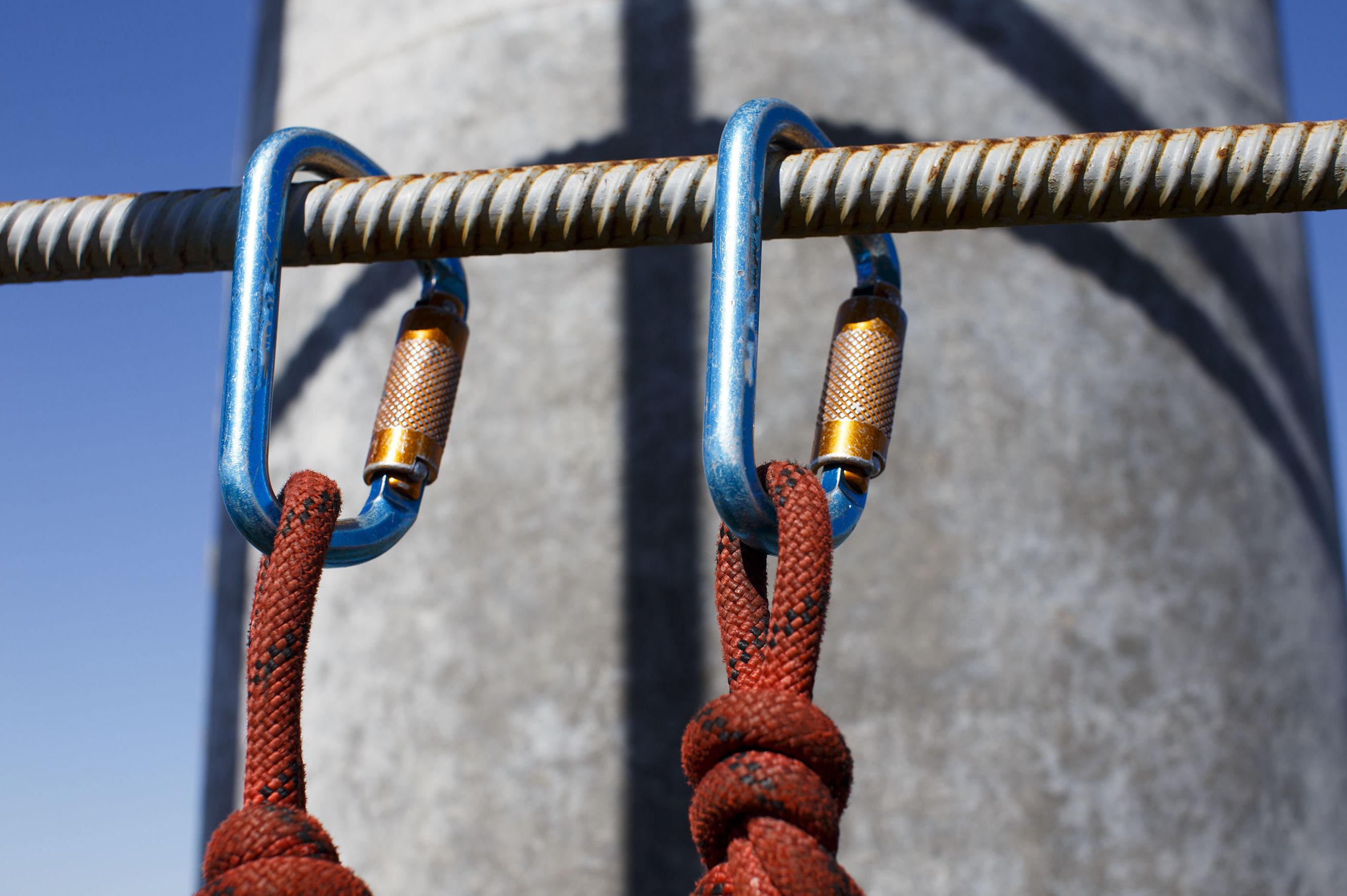 trabajos verticales seguridad