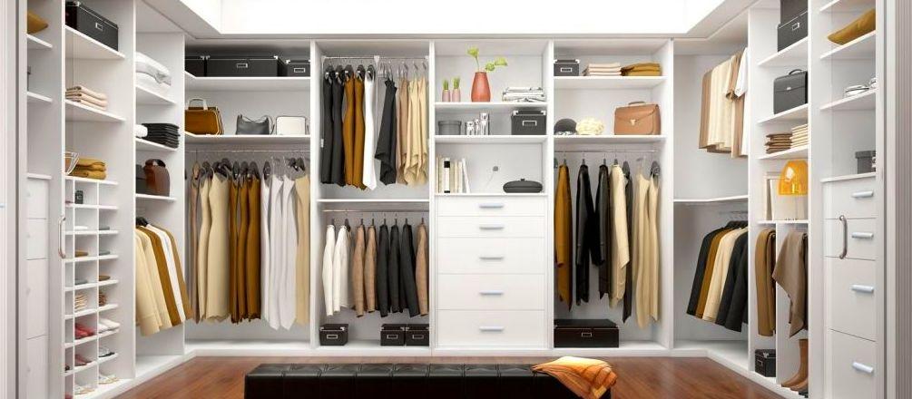 Conoce las ventajas de tener tu armario vestidor a medida for Closets abiertos pequenos
