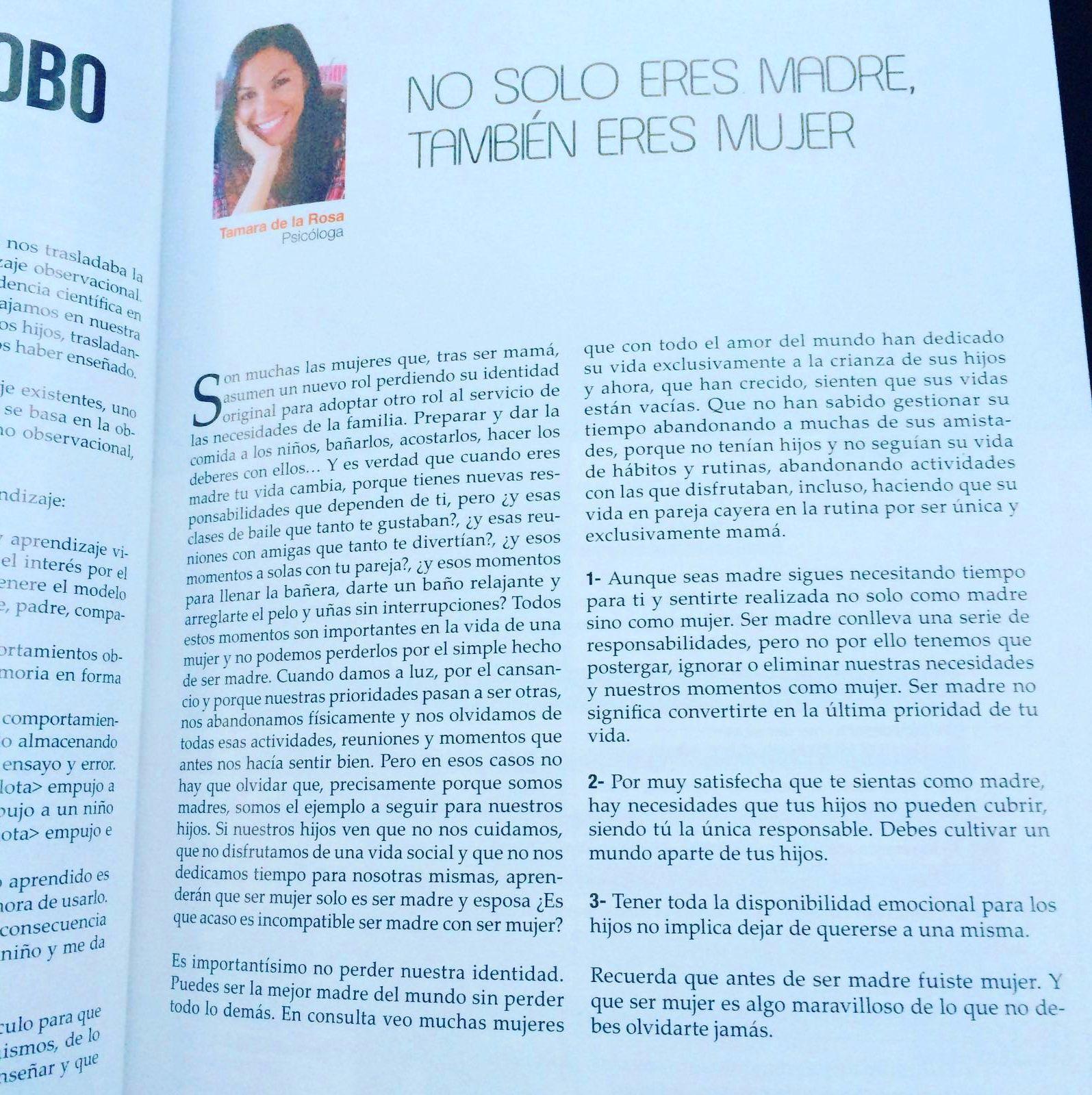 Revista Mas Mujer Canarias
