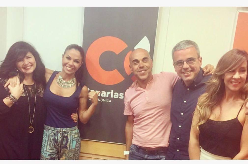 En radio Canarias la autonómica ;)