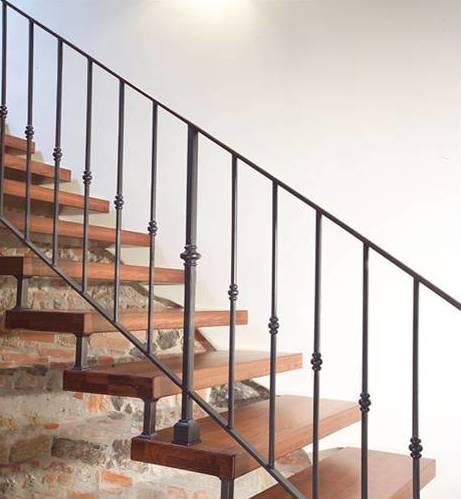 barandillas para escaleras de interior servicios y productos de arte y oficio cerrajera trejo