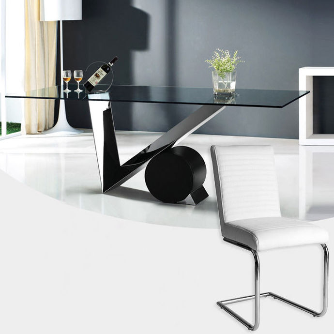 Mesas de sal n tienda online de muebles y complementos - Muebles y complementos ...