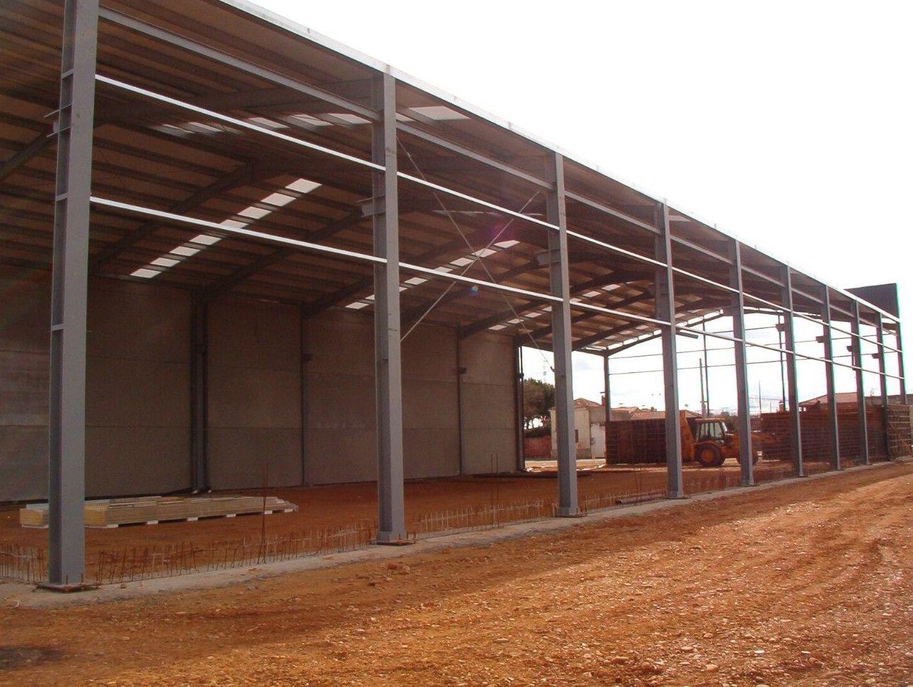 estructuras metalicas leon materiales de construcci n