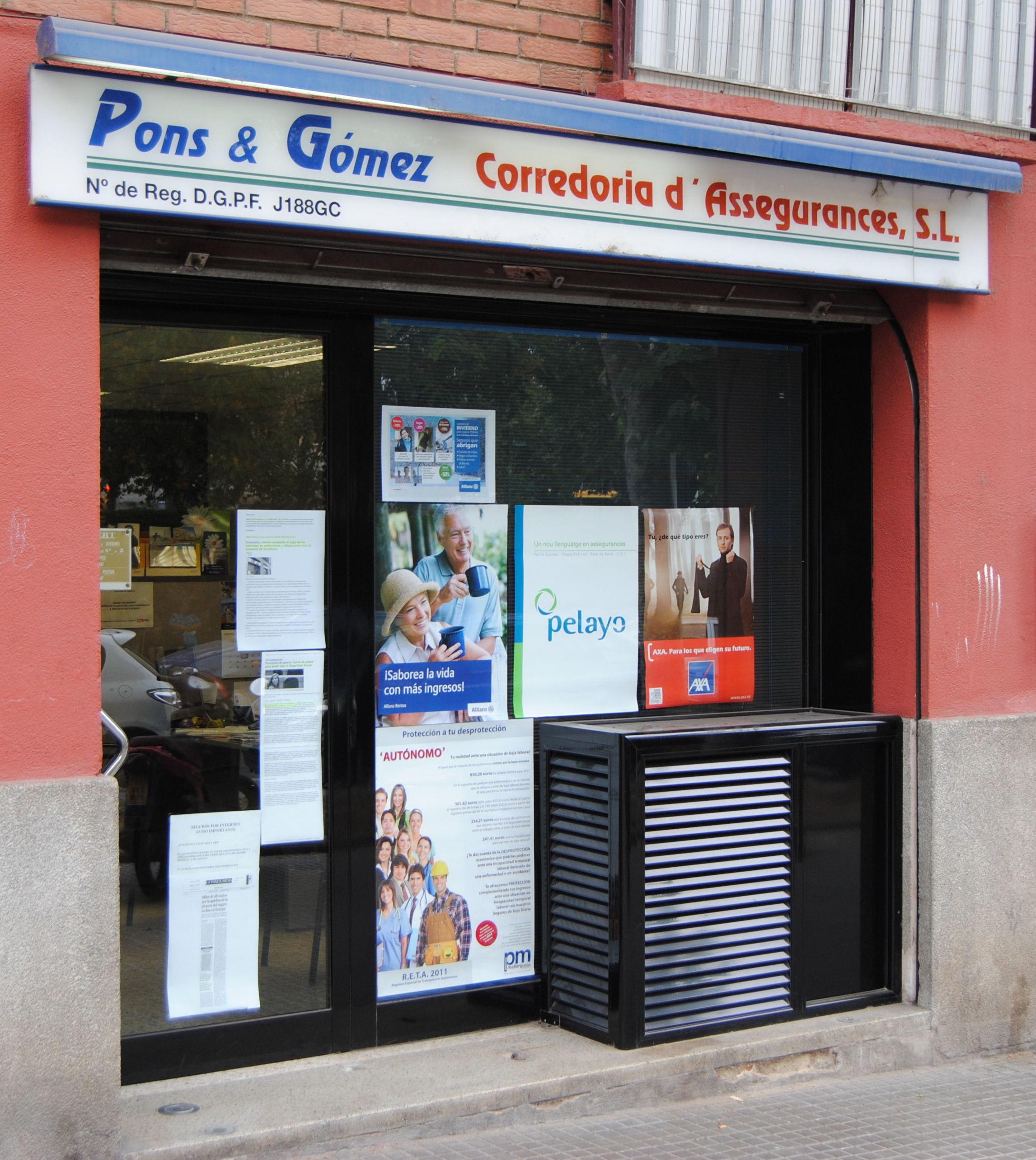 Foto 1 de Seguros en Santa Coloma de Gramenet | Pons & Gómez Corredoria d'Assegurances