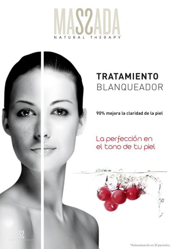 Tratamiento Blanqueante - PLV A2 blanqueador
