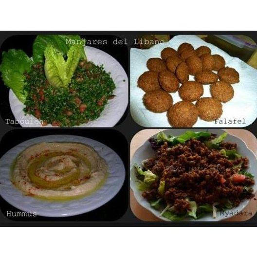 Platos combinados: Carta y menú de Farah Bagdad   (مطعم عربي حلال )  Restaurante Arabe Madrid