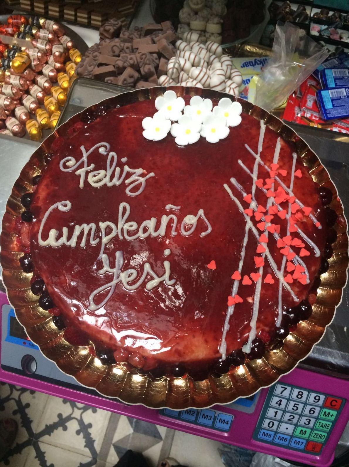 Tartas personalizadas Sevilla