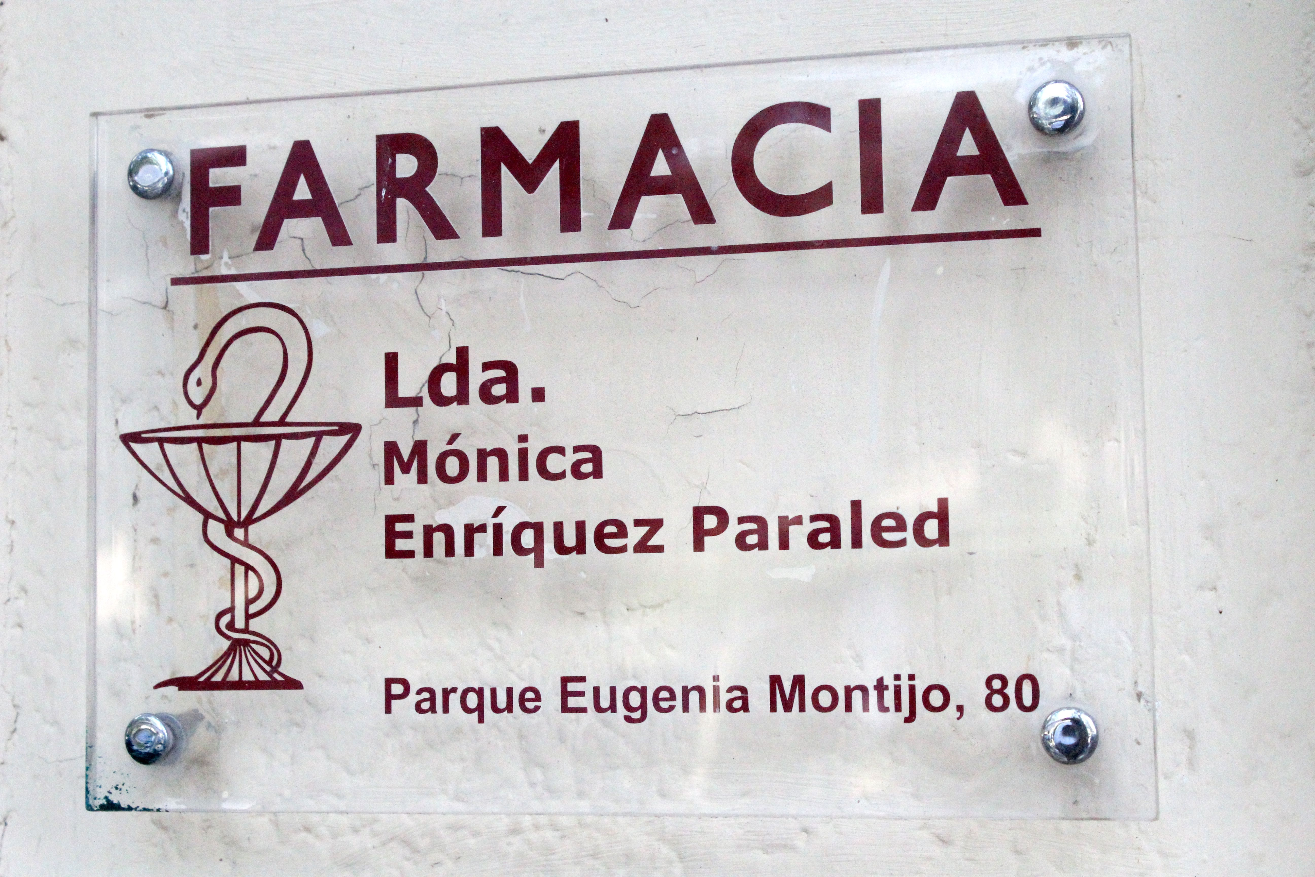Farmacia Parque Eugenia de Montijo