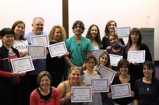 Curso de Acupuntura Estética en Madrid 14-15 nov 2015