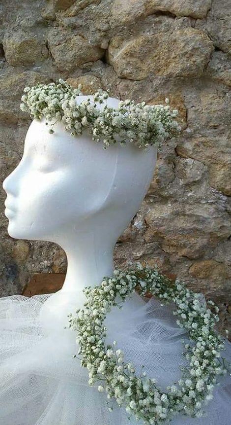 Coronas y prendidos para ceremonias : Arreglos Florales de Flores Cid Arte Floral