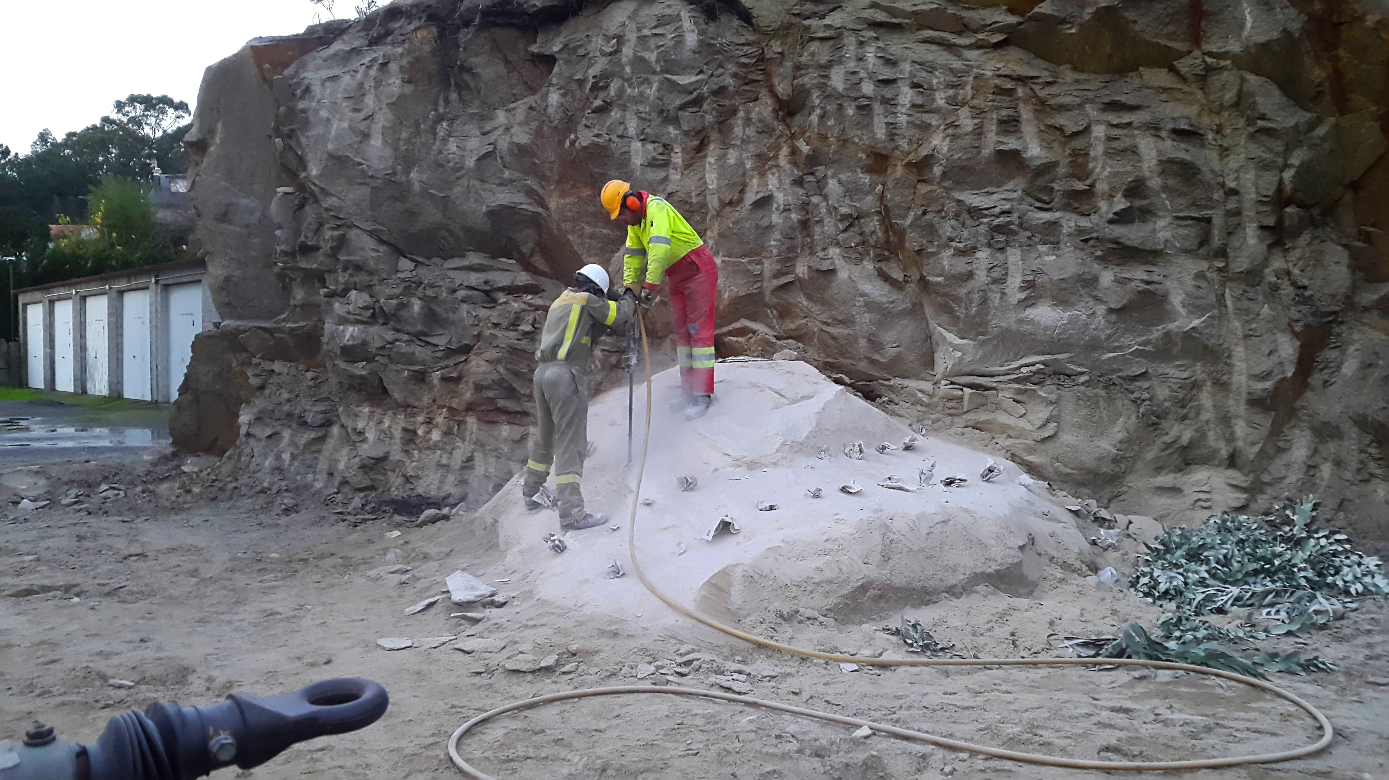 Foto 188 de Excavaciones en  | Excavaciones El Molino, S.L.