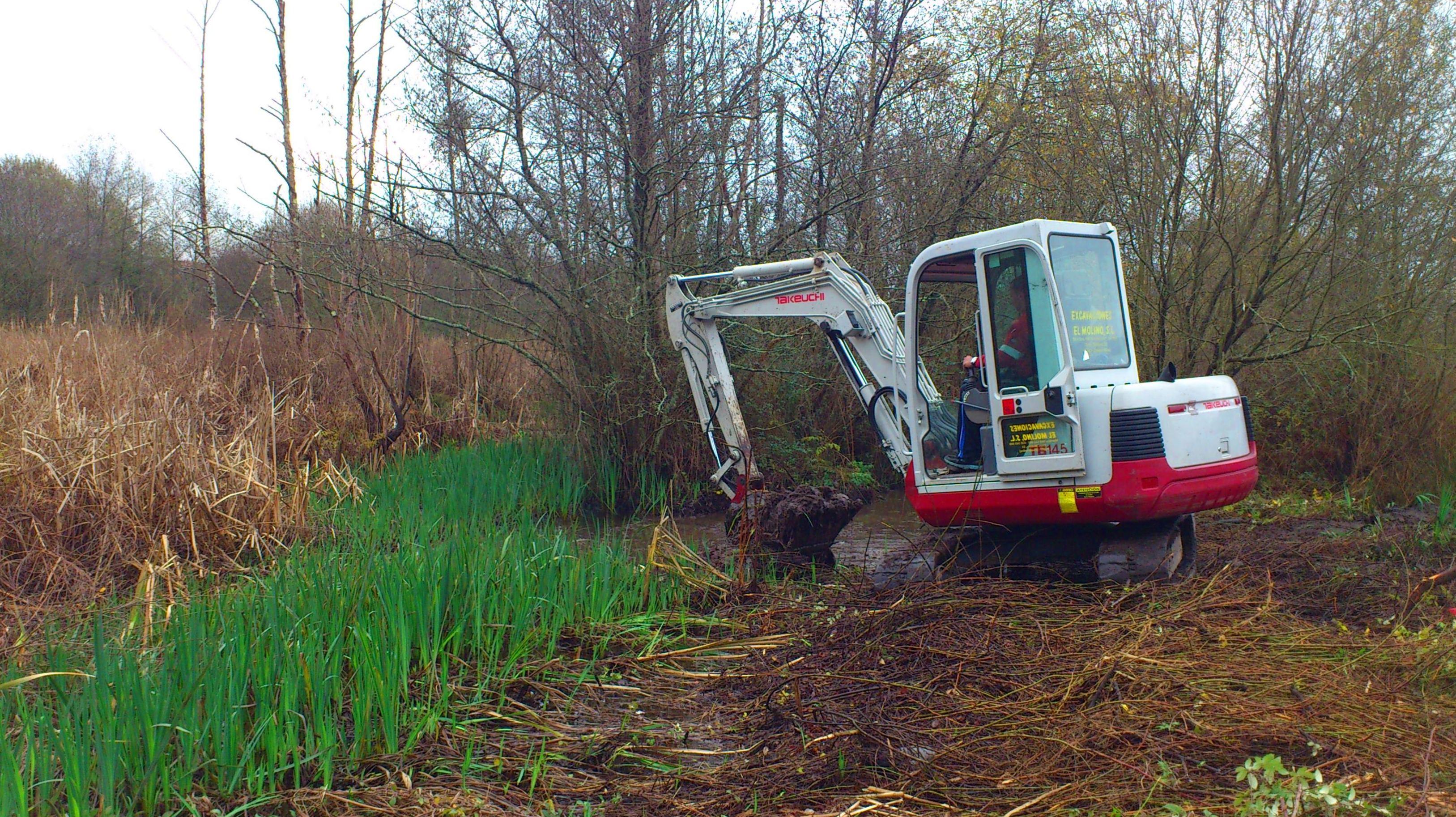 Foto 33 de Excavaciones en  | Excavaciones El Molino, S.L.