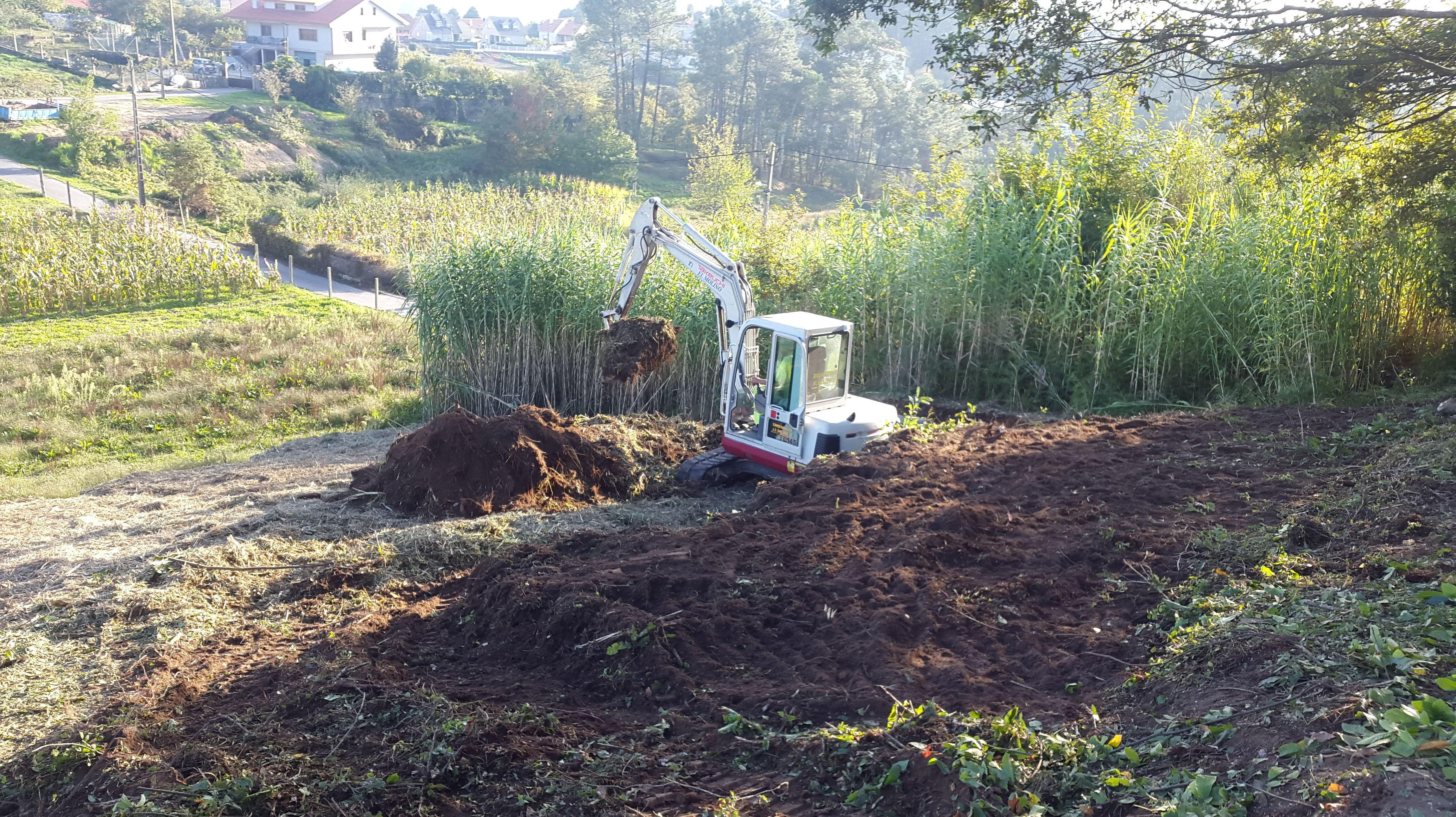 Foto 21 de Excavaciones en    Excavaciones El Molino, S.L.