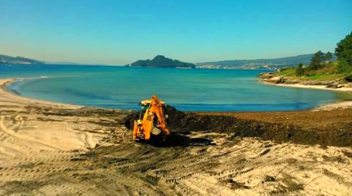 Foto 201 de Excavaciones en    Excavaciones El Molino, S.L.