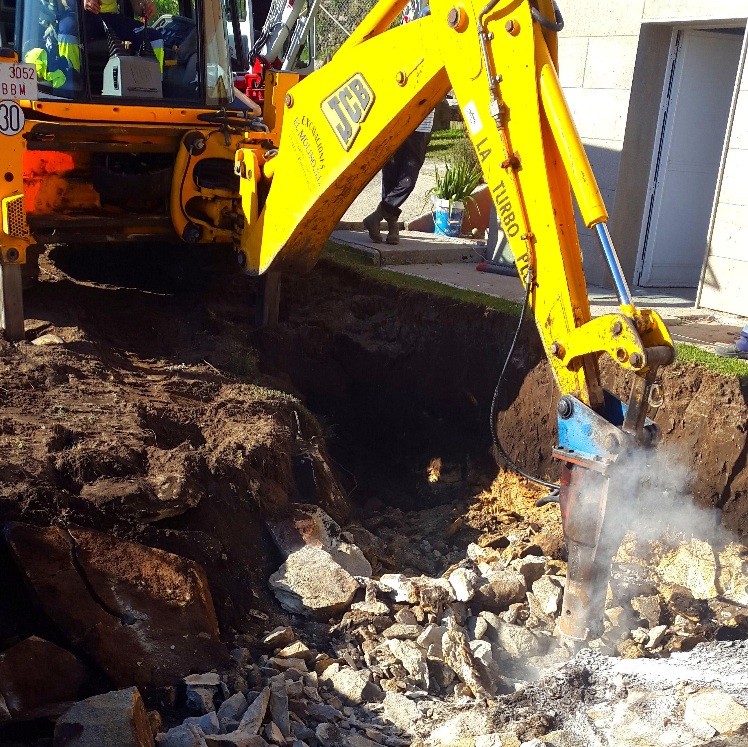 Foto 3 de Excavaciones en  | Excavaciones El Molino, S.L.