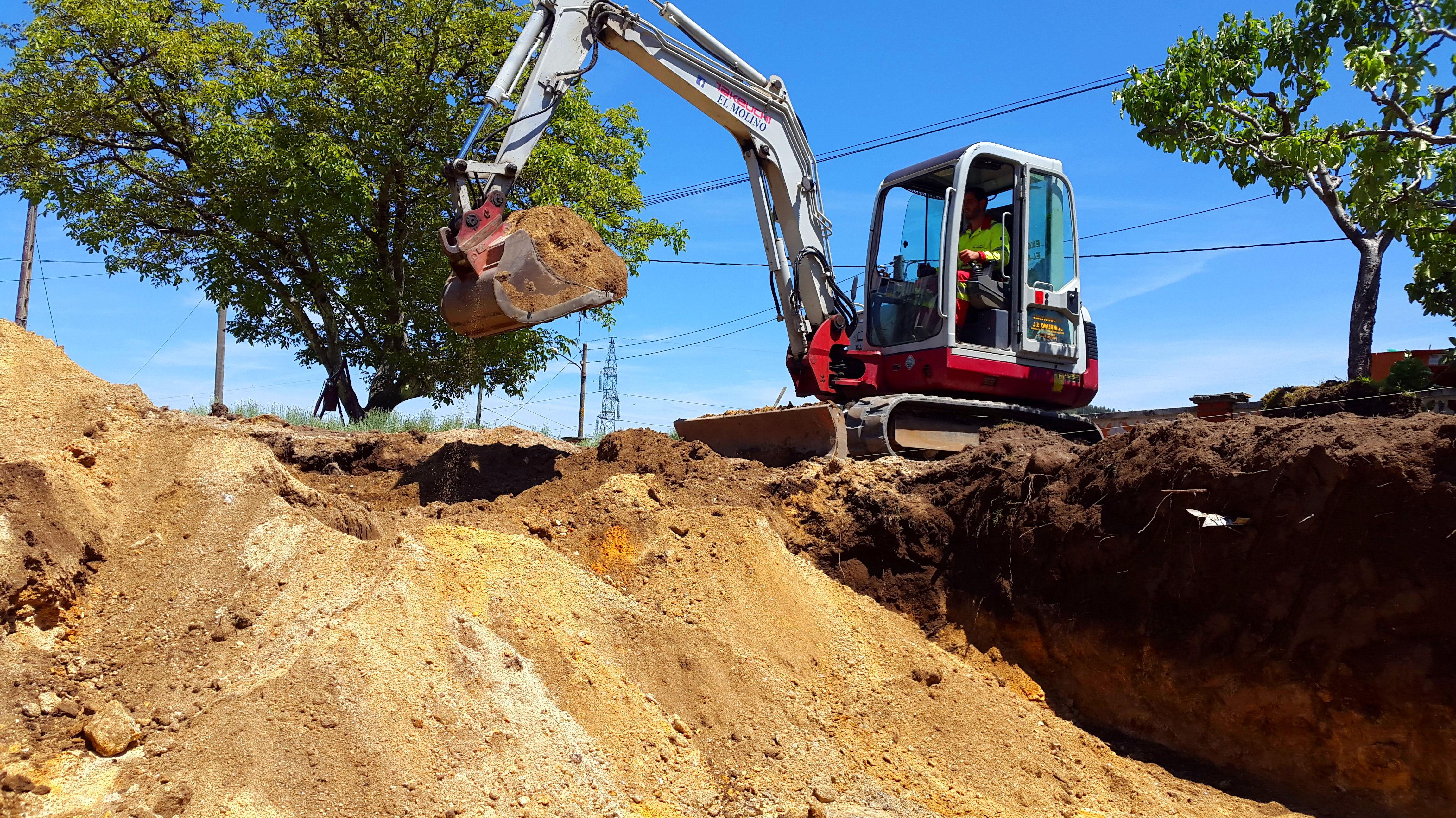 Foto 198 de Excavaciones en  | Excavaciones El Molino, S.L.