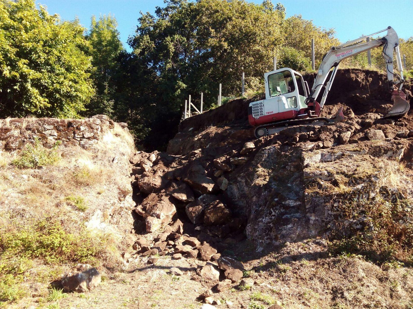 Foto 49 de Excavaciones en  | Excavaciones El Molino, S.L.