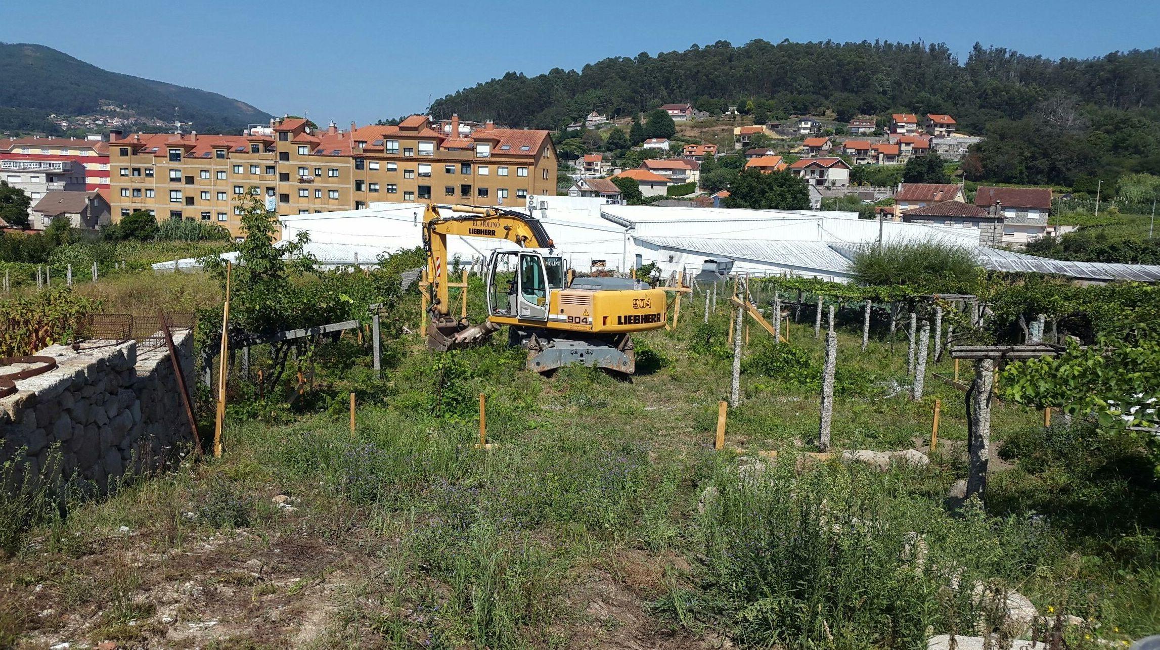 Foto 43 de Excavaciones en  | Excavaciones El Molino, S.L.