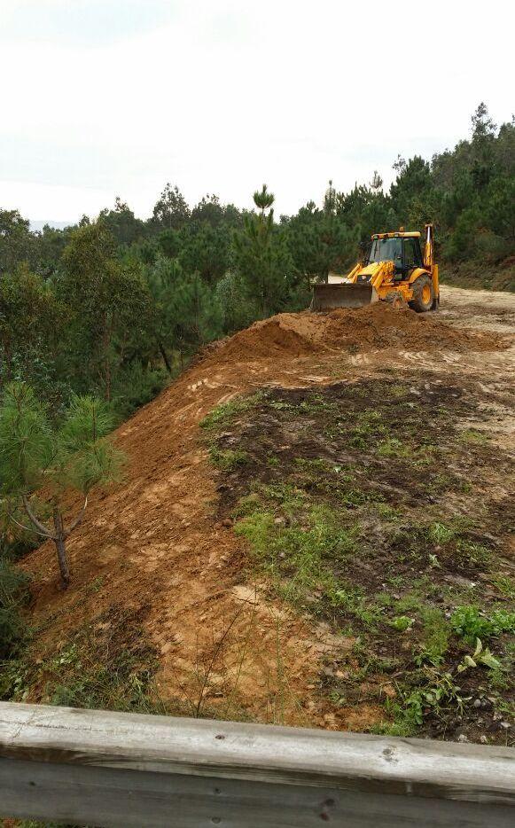 Foto 176 de Excavaciones en  | Excavaciones El Molino, S.L.