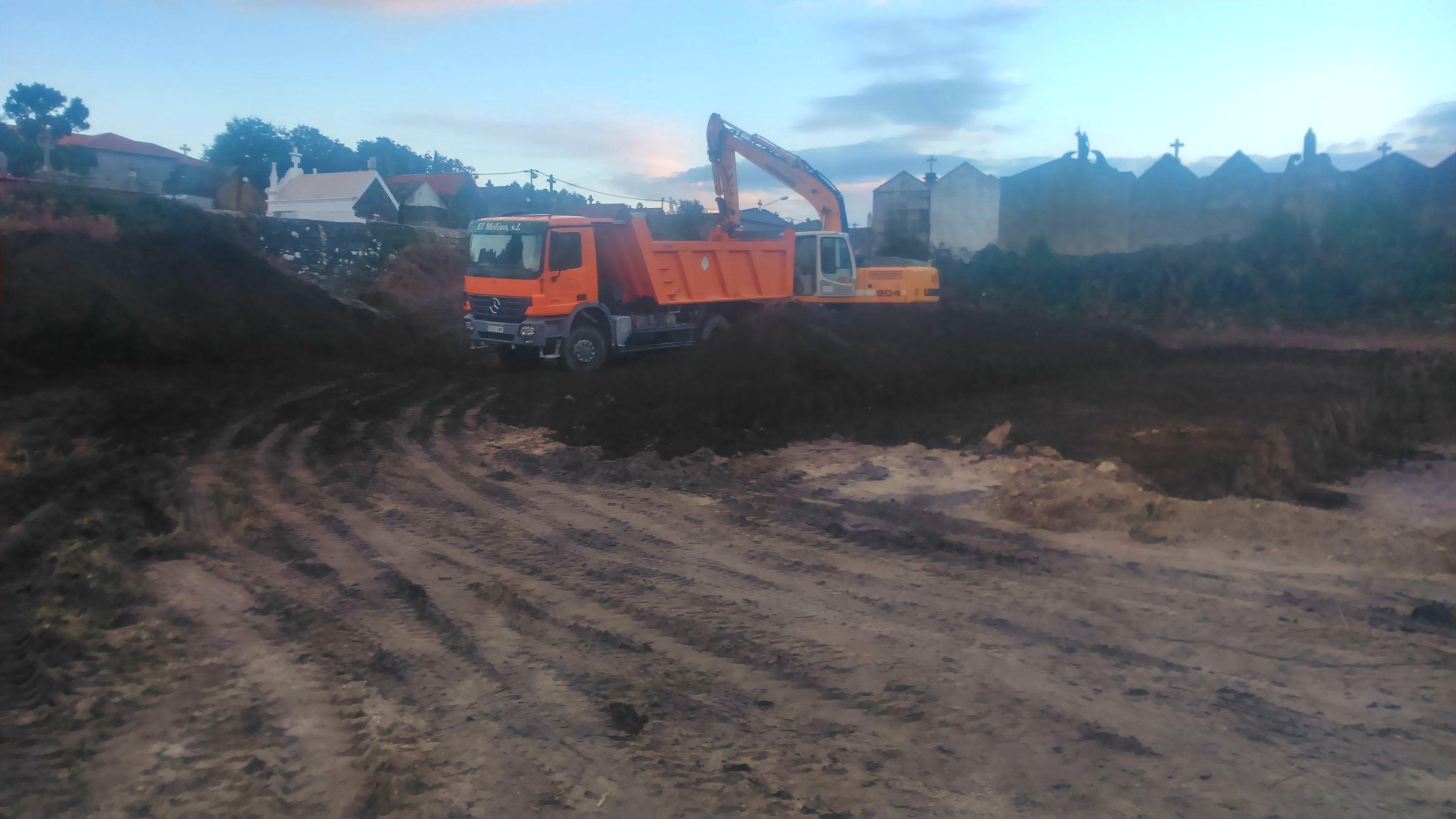 Foto 165 de Excavaciones en  | Excavaciones El Molino, S.L.