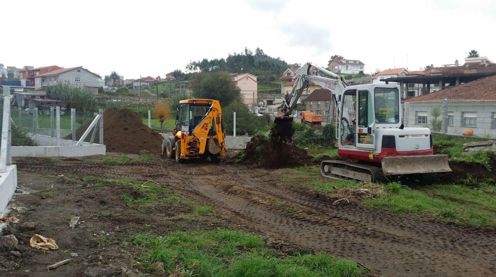 Foto 45 de Excavaciones en    Excavaciones El Molino, S.L.