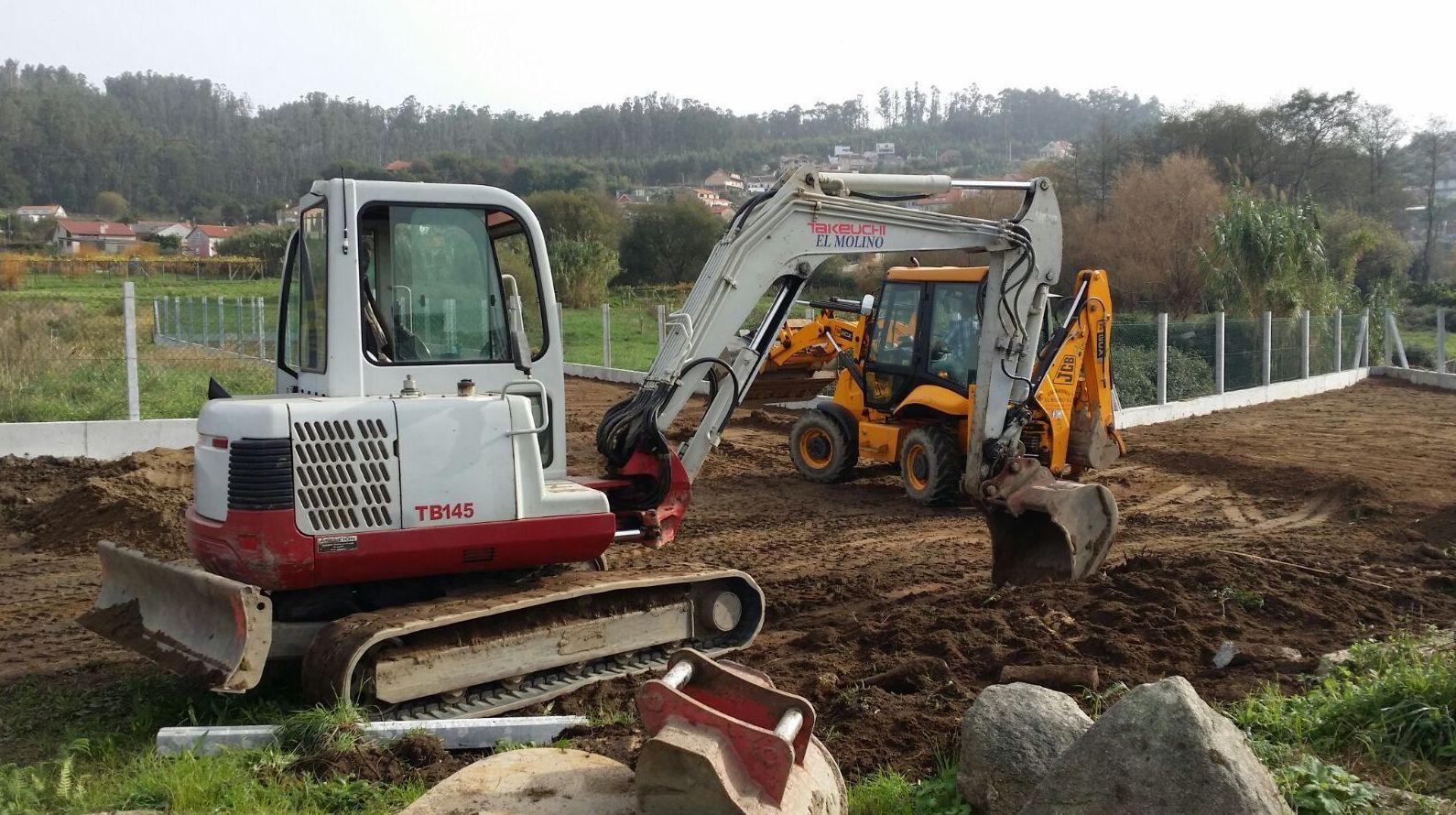 Foto 46 de Excavaciones en  | Excavaciones El Molino, S.L.