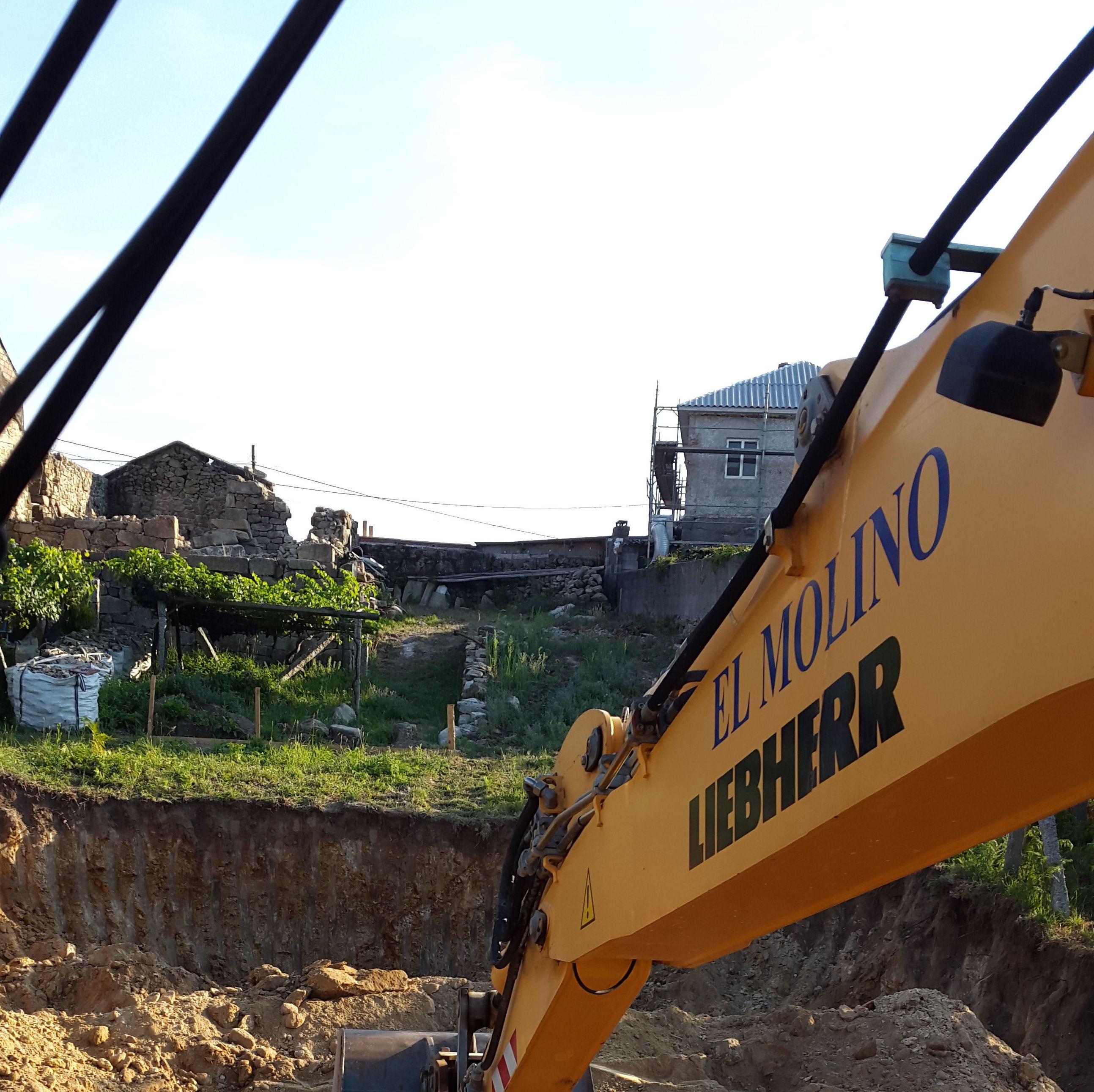 Foto 54 de Excavaciones en  | Excavaciones El Molino, S.L.