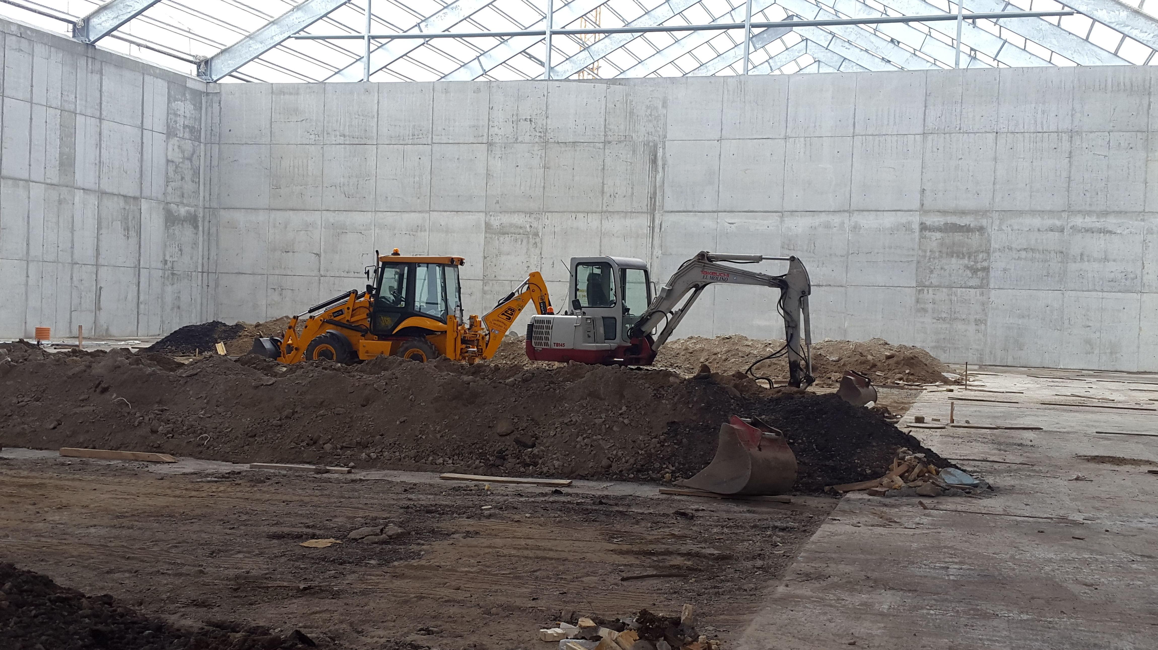 Foto 53 de Excavaciones en  | Excavaciones El Molino, S.L.