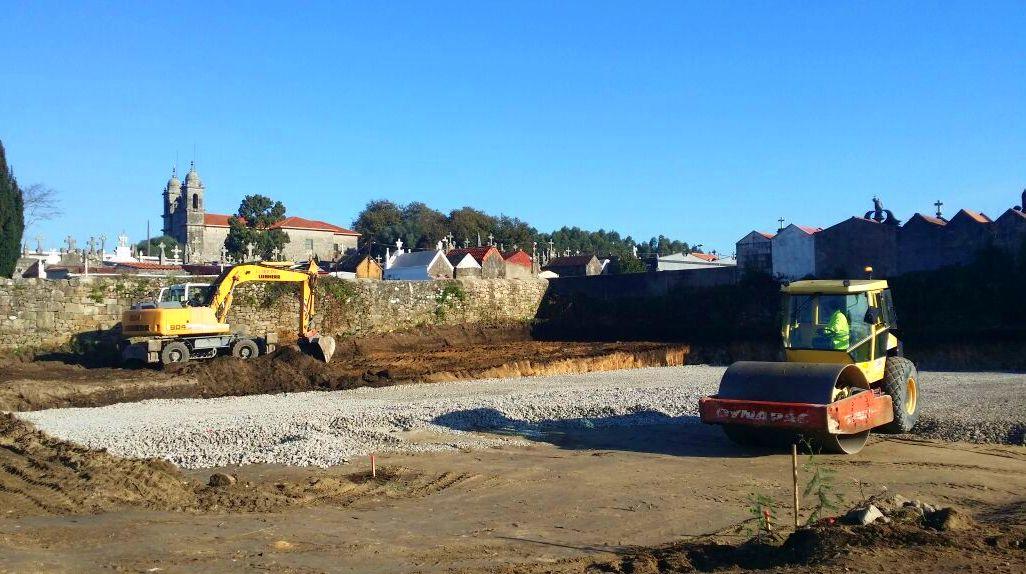 Foto 173 de Excavaciones en    Excavaciones El Molino, S.L.