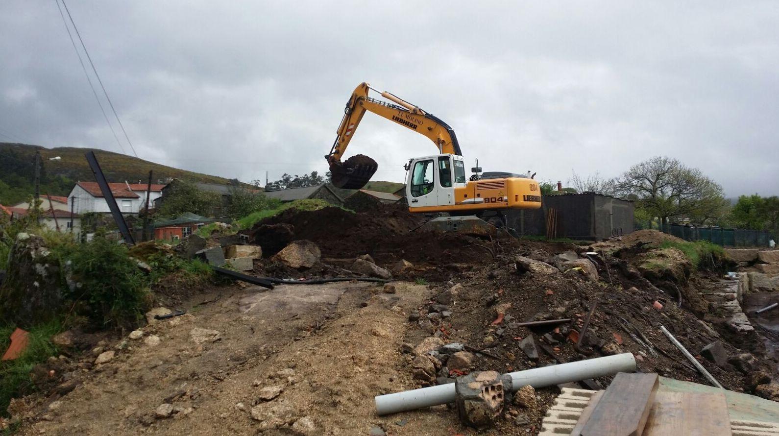 Foto 48 de Excavaciones en  | Excavaciones El Molino, S.L.