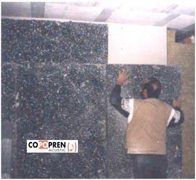 Copopren ac stico productos y servicios de acoustic drywall - Aislamiento acustico copopren ...