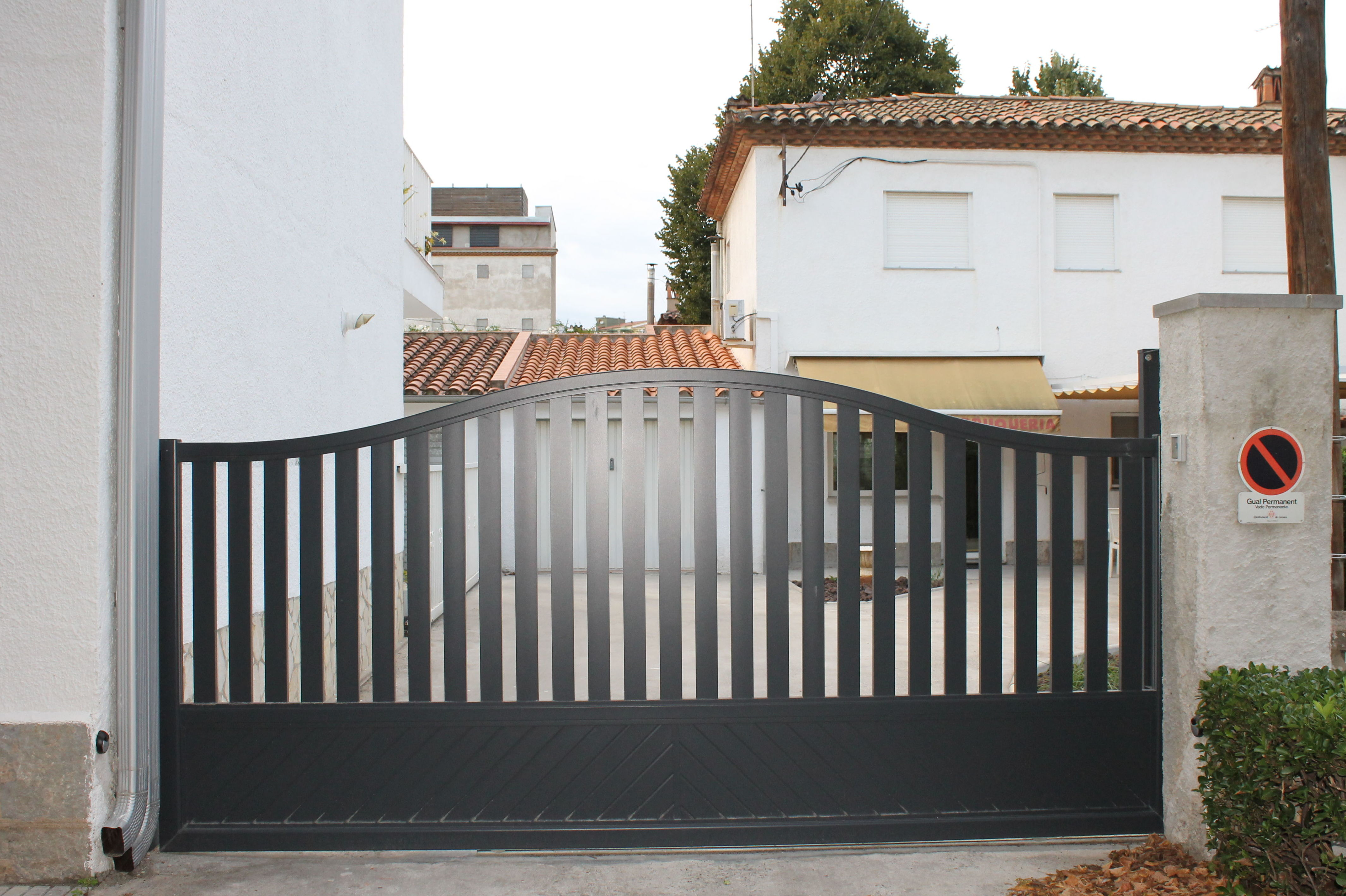 Vallas de hierro para jardin finest com vallas metalicas casa y jardn vallas metalicas with - Vallas jardin segunda mano ...