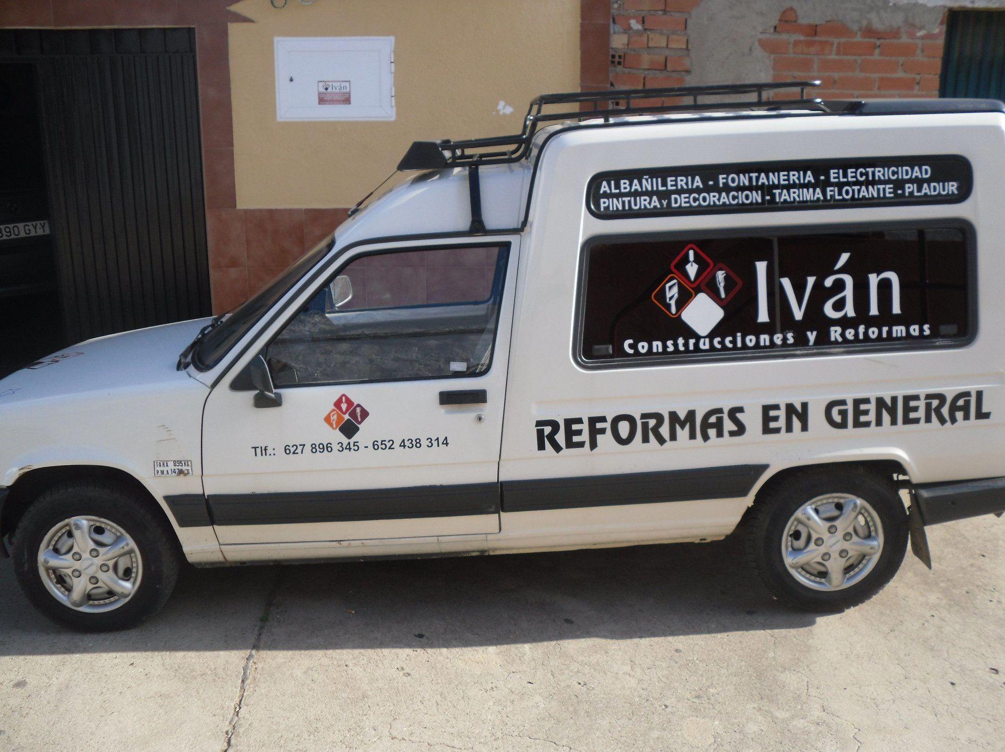 Reformas integrales en Ciudad Real